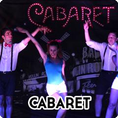 Espectacles : Cabaret