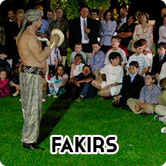 Espectacles : Fakirs
